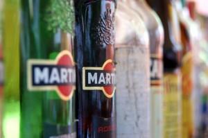 Assortiment d'alcool à boire avec modération