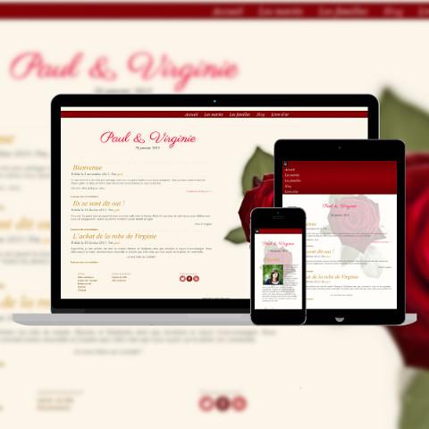 flat-presentation-rose-rouge